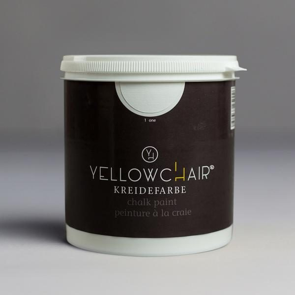 YELLOWCHAIR Kreidefarbe Nr. 1 -- 1-Liter BLUE COTTAGE