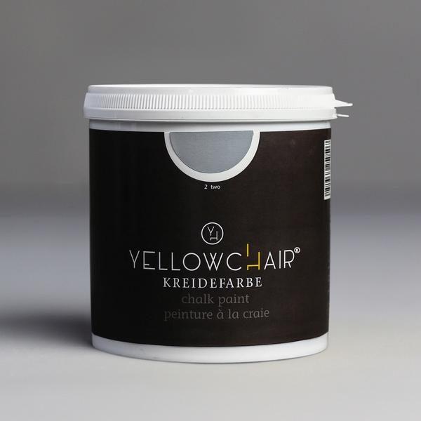 YELLOWCHAIR Kreidefarbe Nr. 2 -- 1-Liter BLUE COTTAGE