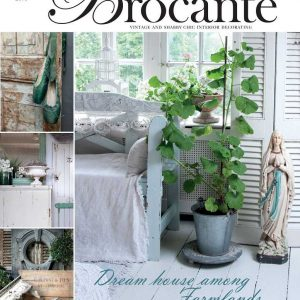 Magazin LOVING BROCANTE Ausgabe 4/2018 BLUE COTTAGE