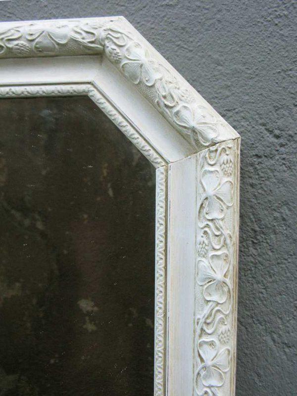alter Spiegel shabby chic BLUE COTTAGE