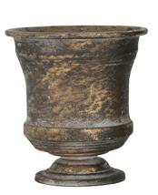 Pokal in antikmessing KLEIN - BLUE COTTAGE