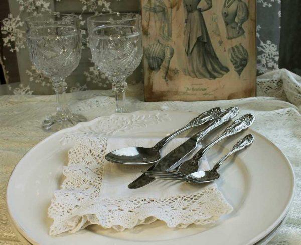 elegantes Besteck ROMANCE - BLUE COTTAGE