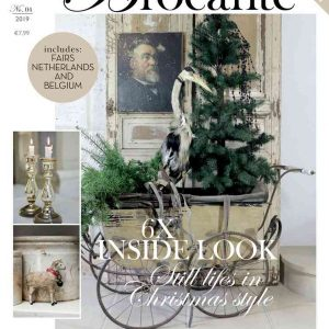 Magazin LOVING BROCANTE Ausgabe 4/2019 BLUE COTTAGE