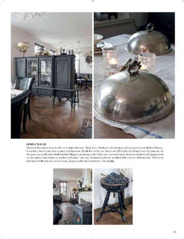 Magazin LOVING BROCANTE Ausgabe 4/2019 BLUE COTTAGE