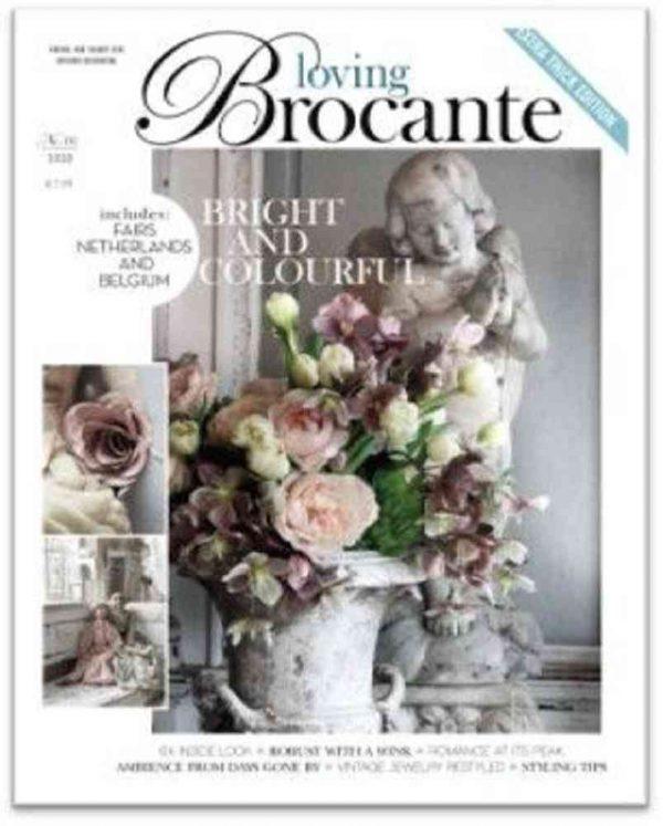Magazin 1 2020 LOVING BROCANTE - BLUE COTTAGE
