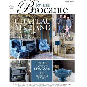 Magazin LOVING BROCANTE 2/2020 BLUE COTTAGE