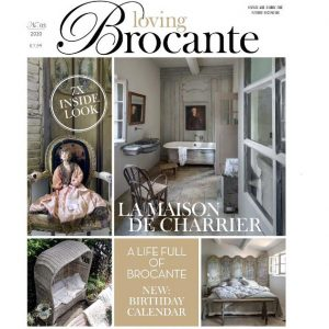 Magazin LOVING BROCANTE 3/2020 BLUE COTTAGE