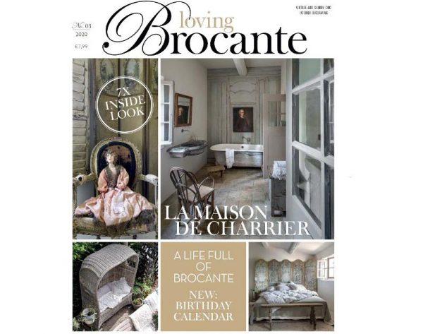 Magazin LOVING BROCANTE 3/2020 BLUE COTTAGE